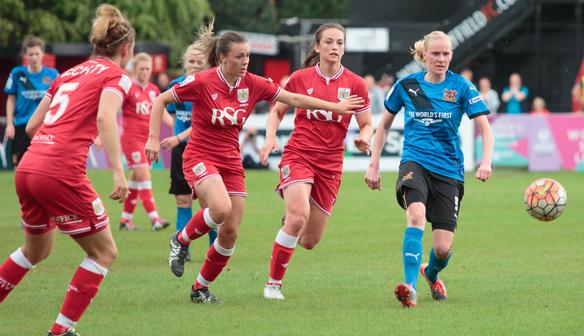 Kirk admits Bristol City Women didn't turn up, in 3-1 defeat to Sheffield