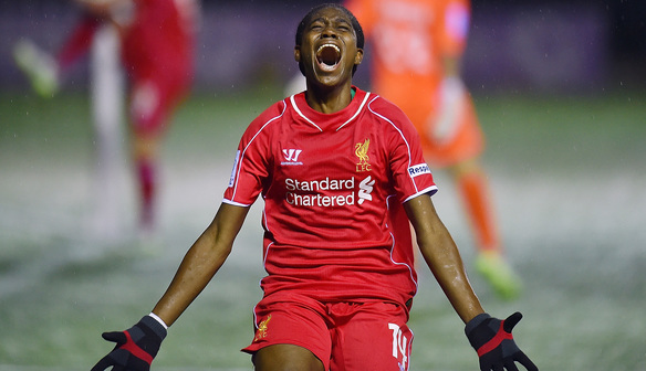 Oshoala named BBC Women's Footballer of the Year