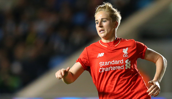 Liverpool ready for Women's Champions League clash