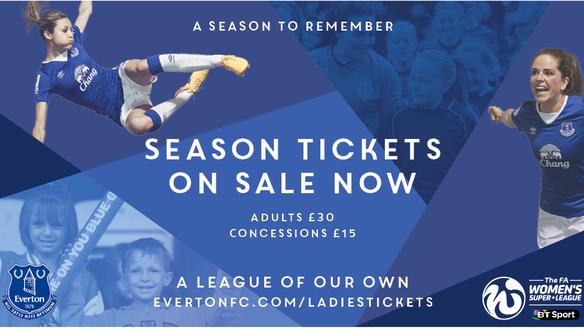 Season Tickets On Sale Now