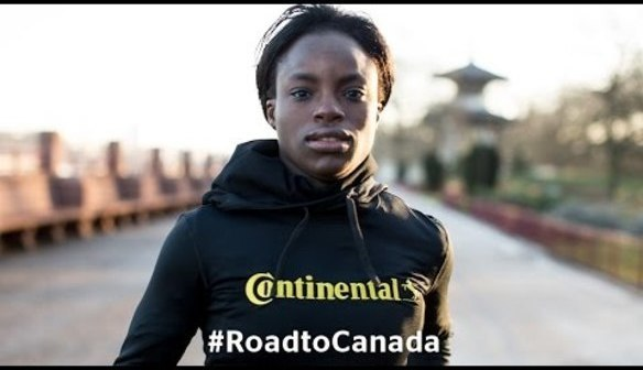 Aluko Determined To Inspire Young Footballers With Success In Canada