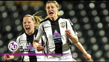Notts County 1-1 Arsenal Ladies