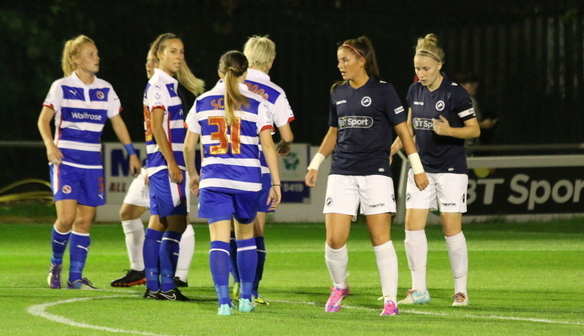 Reading FC Women v Millwall Lionesses