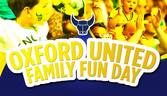 Oxford United Family Fun Day confirmed