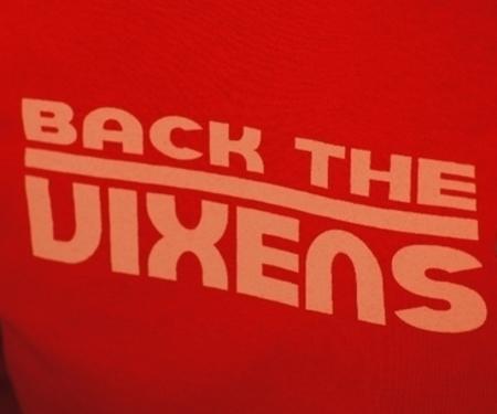 #BackTheVixens