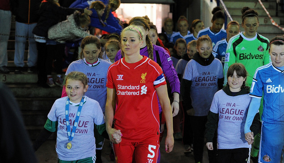 Photo gallery:Reds begin WSL season with loss
