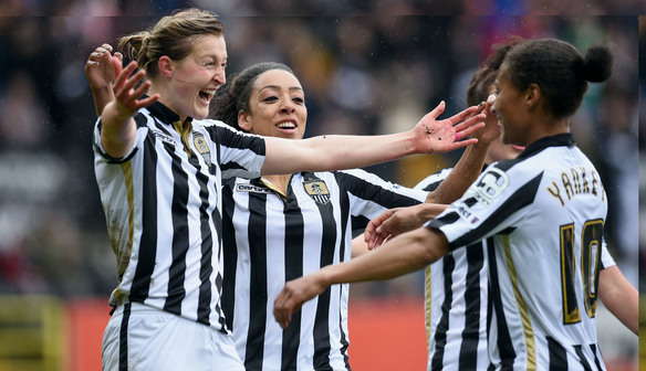 Ellen White relieved after Lady Pies get ball rolling