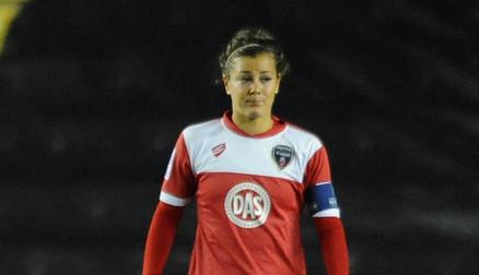 Jemma Rose Captains Bristol in Last 16 of Champions League