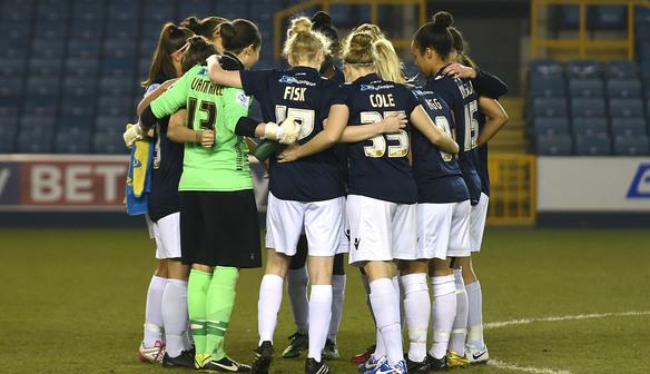 Bonnie Horwood enjoys Millwall debut despite late equaliser