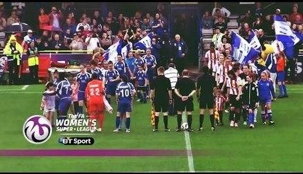 Birmingham City Ladies 1-1 Sunderland AFC Ladies