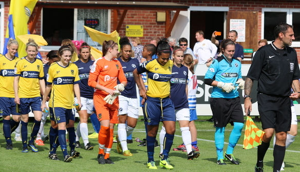Oxford United v Millwall Lionesses