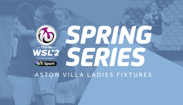 FA WSL Spring Series fixtures announced