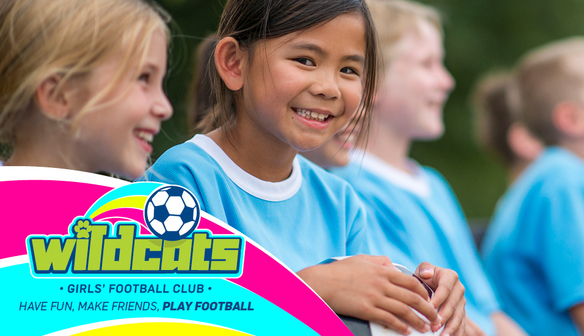 Join Oxford United Wildcats Girls FC