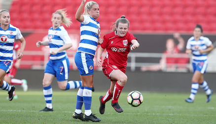 HIGHLIGHTS: Bristol City Women 1-3 Reading Women