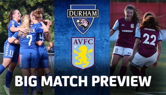 BIG MATCH PREVIEW: Aston Villa (H)