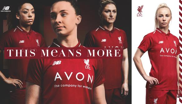 Revealed – Liverpool Ladies FC 2018/19 Home Kit