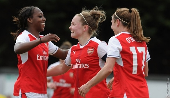 Mar 19 Arsenal Ladies FC 10 Tottenham Hotspur Ladies FC 0