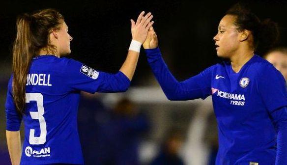 Chelsea 4 Tottenham Hotspur 1