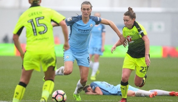 Royals concede late on after strong display in Manchester