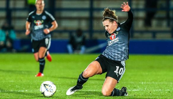 Match Report   vs Yeovil Town Ladies