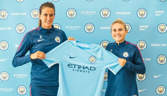 Lionesses duo pen new deals