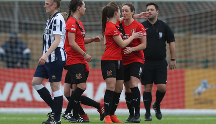 Millwall Lionesses 1-2 Sheffield, 26 February 2017