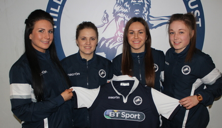 New Signings January 2016