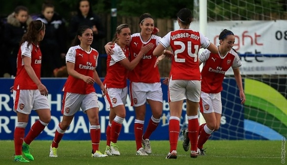 May 17 Chelsea Ladies FC 2 Arsenal 2