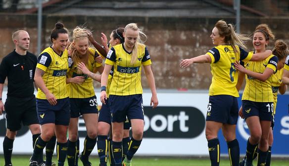 REPORT: Oxford United 1 - 1 Brighton & Hove Albion