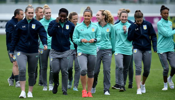 Aston Villa Ladies Season Tickets