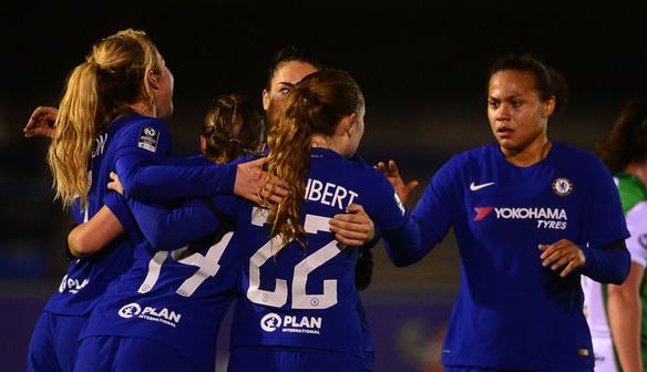Chelsea 8 Yeovil 0