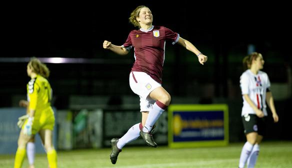 Villa Dominant In Charlton Win