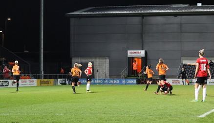 Goals   London Bees 2-1 Sheffield FC Ladies   01/04/2017