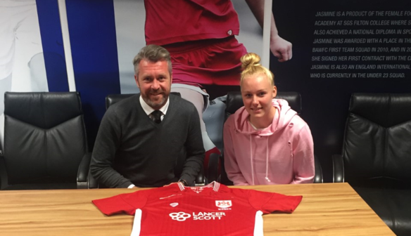 Bristol City Women Sign Danique Kerkdijk