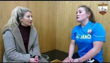Interview | Katie Wilkinson speaks after joining the Bees