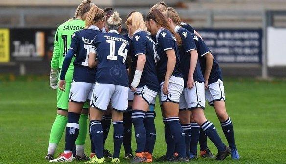 Millwall Lionesses vs Charlton Athletic Women