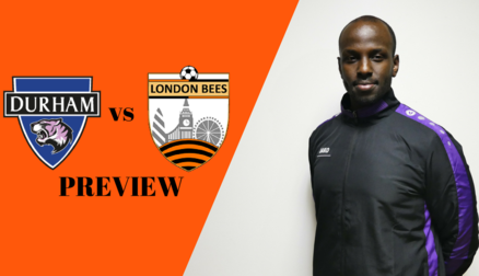 Preview | Liban Mude looks ahead to Bees trip to Durham Women
