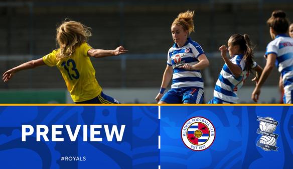 Match Preview vs Birmingham City