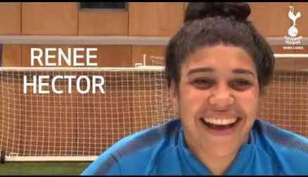 Get To Know... Renee Hector Part One!