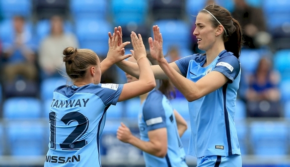 Become a Man City Women Official Sister Club