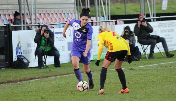 REPORT: Watford 0-2 Belles