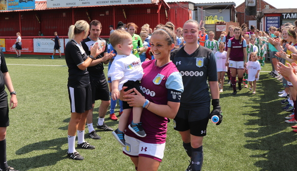 Club Captain Calls Time On Her Career