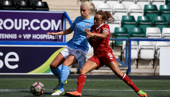 Report: Reds fall to final day defeat to Man City Women