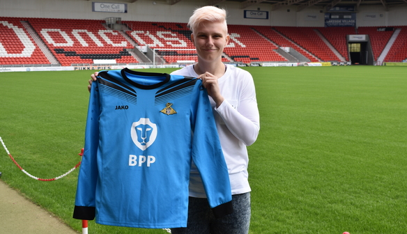 SIGNING: Belles bring in Draycott