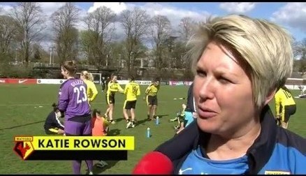Post-match: Manager Katie Rowson speaks to Hornets PlayerHD after narrow loss to Yeovil Town.