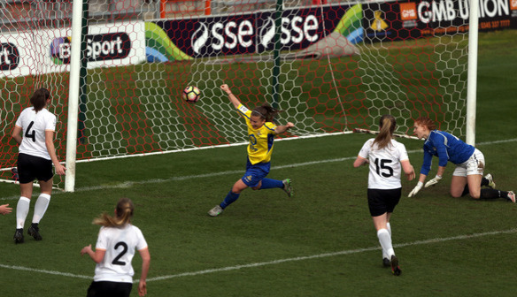 Report | Doncaster Rovers Belles 4-1 London Bees