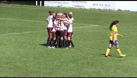 Highlights v Doncaster Belles Continental Cup