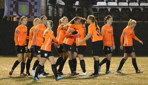 Report | Aston Villa Ladies 1-3 Bees