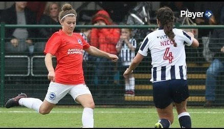 FA WSL HIGHLIGHTS: MILLWALL 0 ALBION 0