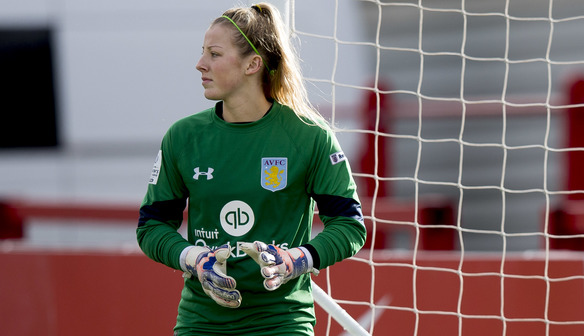Play for Villa Ladies and gain a BTEC Level 3 in Sport